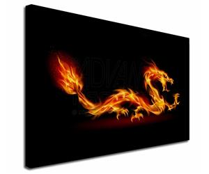 Click Image to See All 38 Different Products Available with this Fire Flame Dragon
