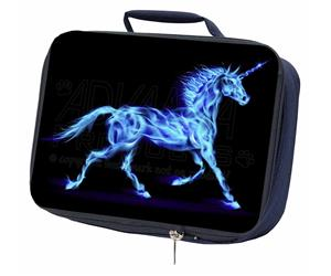 Click Image to See All 38 Different Products Available with this Striking Blue Unicorn