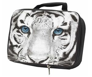 Click Image to See All 38 Different Products with this White Tiger Face Printed Onto