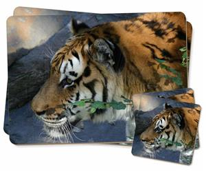 Click Image to See All 38 Different Products with this Prowling Bengal Tiger Printed Onto