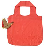 Robin Shaped Pouch with Packable Shopping Bag 648RBN