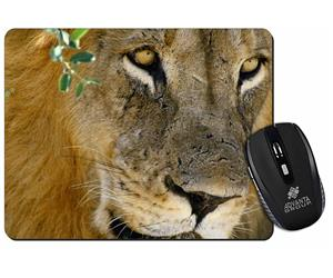 Click Image to See All 38 Different Products with this Lions Face Printed Onto