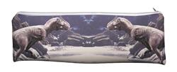 Dinosaur Extra Long, Large Pencil Case School or Office Gift