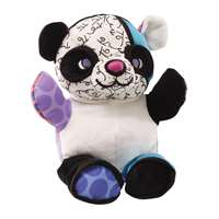 Disney Britto Pop Plush Jackson Panda Baby Plush Toy 4024566