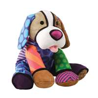 Disney Britto Pop Plush Dog Pablo Mini Plush Toy 4024561