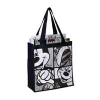 Disney Britto Mickey Mouse Black+White Tote Bag Gift 4024508