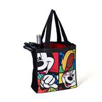 Britto Mickey Mouse Tote Shopping Bag Christmas Gift 4024492