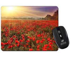 Click Image to See All 38 Different Products Available with this Poppy Print