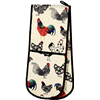 Rooster Double Oven Glove