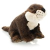 Realistic River Otter Long Thick Dense Plush Childrens Soft Toy 83739