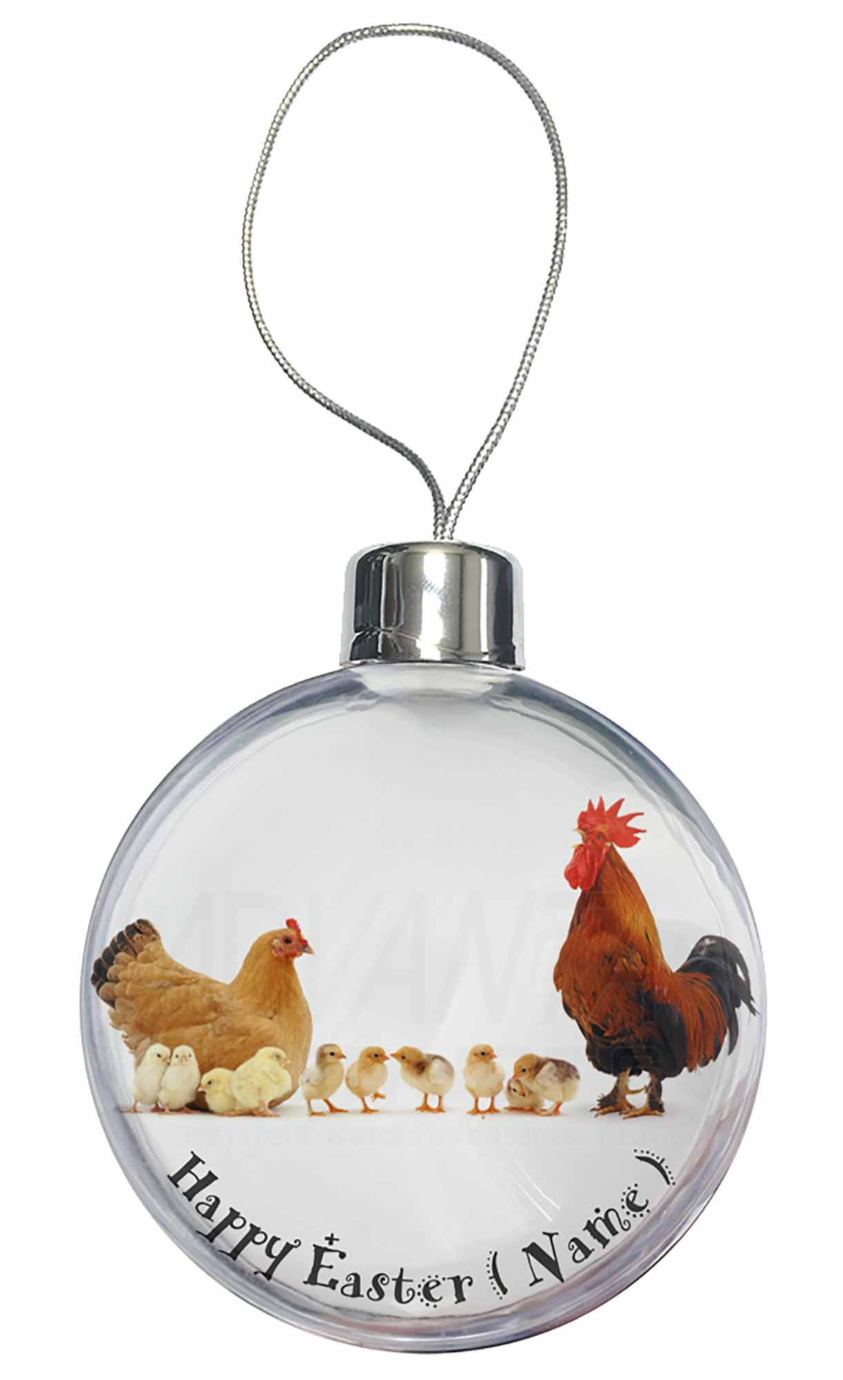 personalisiert junggesellinen hahn chicks christbaumkugeln spielerei ab 107peacb ebay. Black Bedroom Furniture Sets. Home Design Ideas
