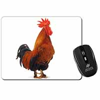 Morning Call Cockerel Computer Mouse Mat Birthday Gift Idea