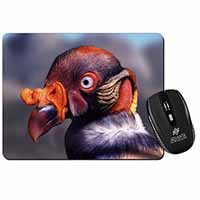 King Vulture Bird of Prey Computer Mouse Mat Christmas Gift Idea