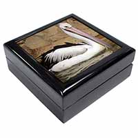 Pelican Print Keepsake/Jewellery Box Christmas Gift