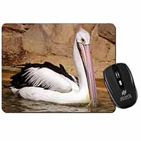 Pelican Print Computer Mouse Mat Christmas Gift Idea