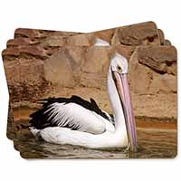 Pelican Print Picture Placemats in Gift Box