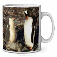 Penguins on Pebbles Coffee/Tea Mug Christmas Stocking Filler Gift Idea