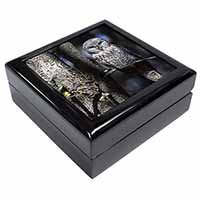 Stunning Owl in Tree Keepsake/Jewellery Box Christmas Gift