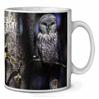 Stunning Owl in Tree Coffee/Tea Mug Christmas Stocking Filler Gift Idea