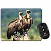 Vultures on Watch Computer Mouse Mat Christmas Gift Idea