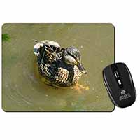 An Inquisitive Little Duck Computer Mouse Mat Birthday Gift Idea