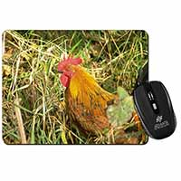 Hen in Straw Computer Mouse Mat Birthday Gift Idea