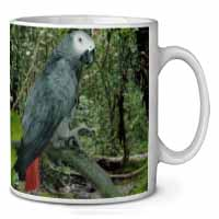 African Grey Parrot Coffee/Tea Mug Gift Idea