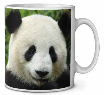 Face of a Giant Panda Bear Coffee/Tea Mug Gift Idea