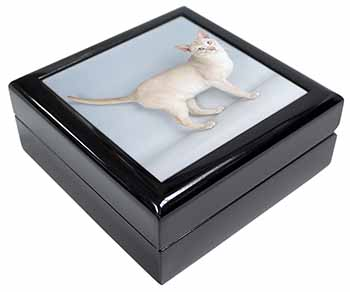 Tonkinese Cat Keepsake/Jewellery Box Birthday Gift Idea