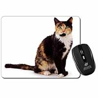 Tortoiseshell Cat Computer Mouse Mat Birthday Gift Idea
