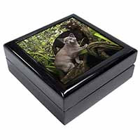 Two Burmese Cats Keepsake/Jewellery Box Birthday Gift Idea