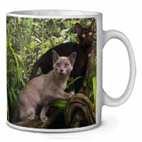 Two Burmese Cats Coffee/Tea Mug Gift Idea
