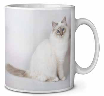 Beautiful Birman Cat Coffee/Tea Mug Gift Idea