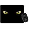 Black Cats Night Eyes Computer Mouse Mat Christmas Gift Idea