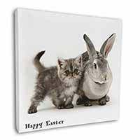 Grey Rabbit and Cat