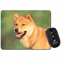 Shiba Inu Computer Mouse Mat Birthday Gift Idea