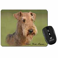 Airedale Terrier Dog