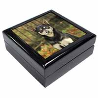Australian Kelpie Dog Keepsake/Jewel Box Birthday Gift Idea