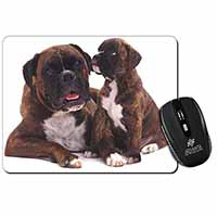 Boxer Dog Puppy Computer Mouse Mat Birthday Gift Idea