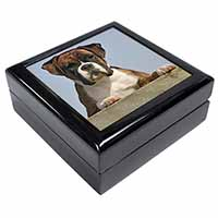 Boxer Dog Keepsake/Jewel Box Birthday Gift Idea