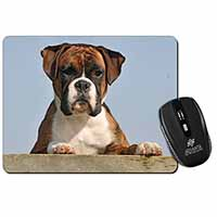 Boxer Dog Computer Mouse Mat Birthday Gift Idea