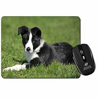 Border Collie Dog Computer Mouse Mat Birthday Gift Idea
