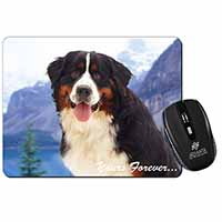 Bernese Mountain Dog Computer Mouse Mat Birthday Gift Idea