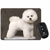 Bichon Frise Computer Mouse Mat Birthday Gift Idea