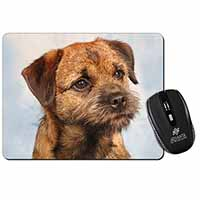 Border Terrier Computer Mouse Mat Christmas Gift Idea
