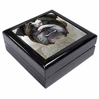 Bulldog Keepsake/Jewel Box Birthday Gift Idea