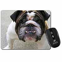 Bulldog Computer Mouse Mat Birthday Gift Idea