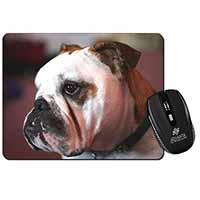 Bulldog Dog Computer Mouse Mat Birthday Gift Idea