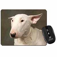 Bull Terrier Dog Computer Mouse Mat Birthday Gift Idea