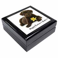 Personalised Name Labrador Keepsake/Jewel Box Birthday Gift Idea